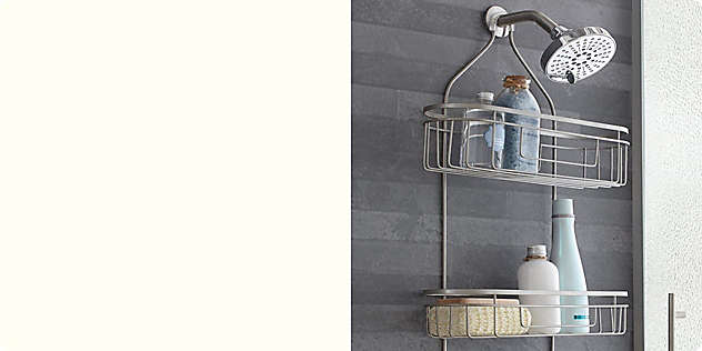 Easy Ways to Organize Your Shower