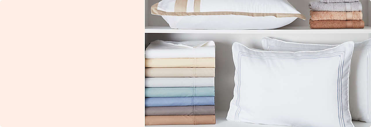 Bedding, Bath Towels, Cookware, Fine China, Wedding & Gift Registry