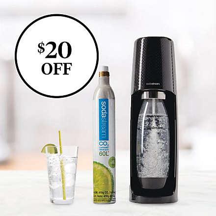Save on SodaStream® Fizzi Machine. Shop Now
