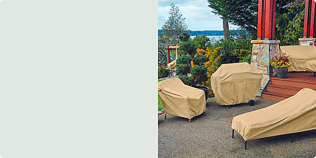 Protect Your Patio: Outdoor Furniture Covers
