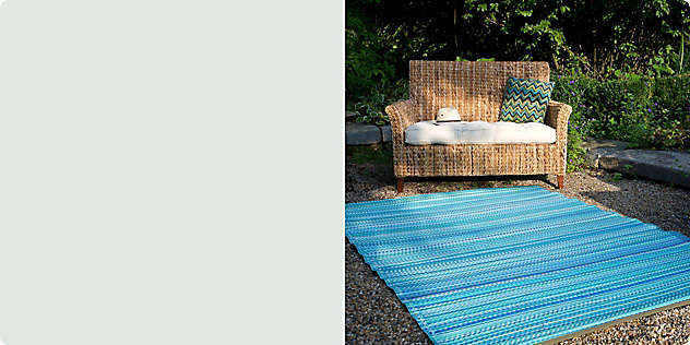 Quick refresh: Update Your Outdoor Rug