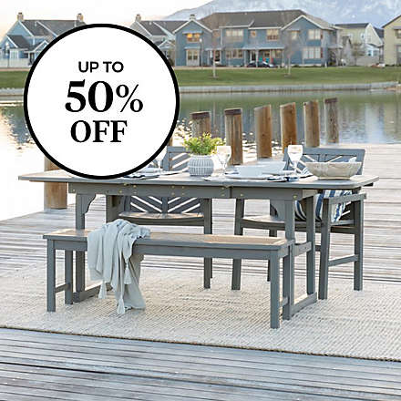 Just added Patio Furniture starting at $79.99!. Shop Now