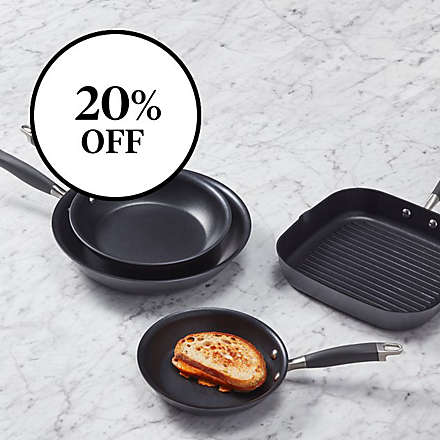 Great Savings on Anolon® Advanced Home Cookware. Shop Now