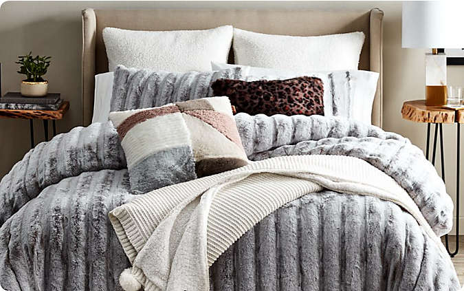 Cozy Bedding