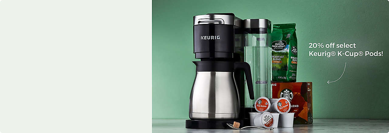Brew It All with the New Keurig® K-Duo™