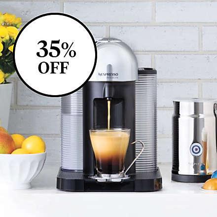 Save on Nespresso VertuoLine Coffee Makers. Shop Now