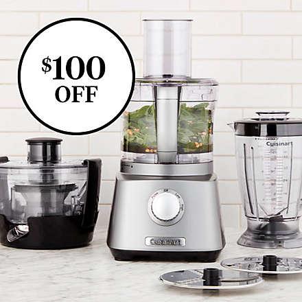 Get Cuisinart® Kitchen Central 3-in-1 Blender, Juicer, and Food Processor For Less. Shop Now