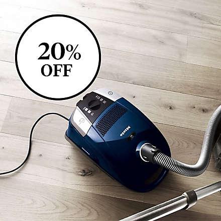 Big Savings on Select Miele Vacuums. Shop Now