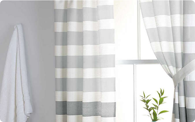 Kitchen & Bath Curtains