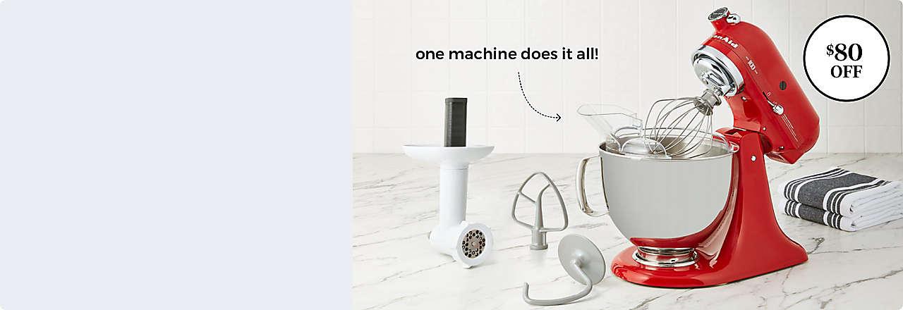 $80 off KitchenAid® Queen of Hearts 5qt Stand Mixer