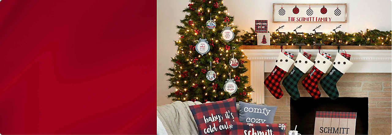 The Look: A Personalized Christmas