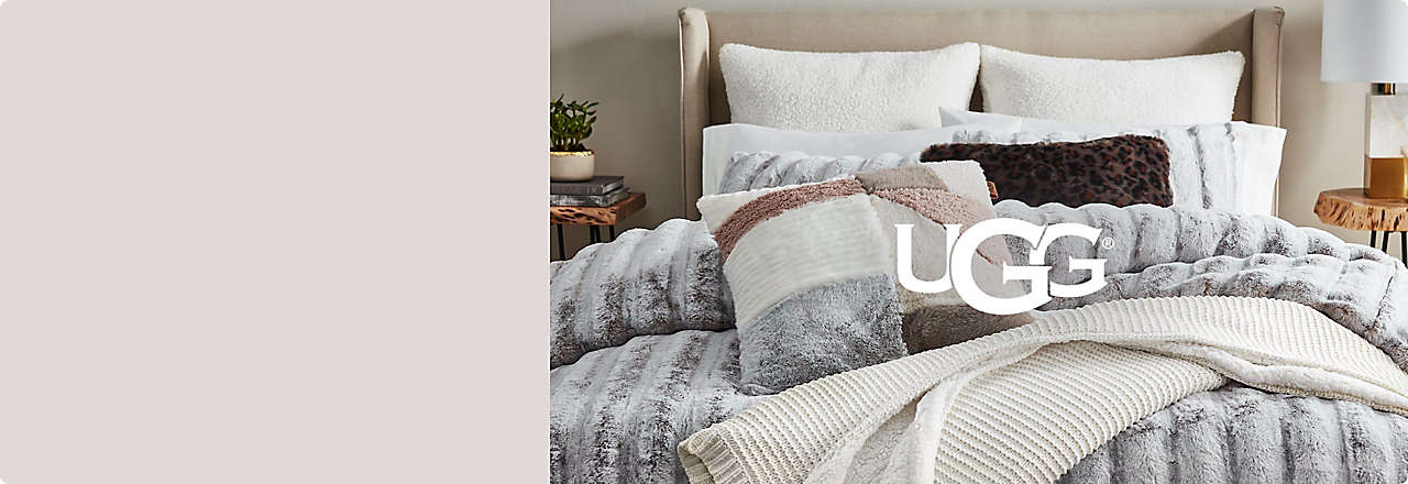New UGG® Bedding & Accessories