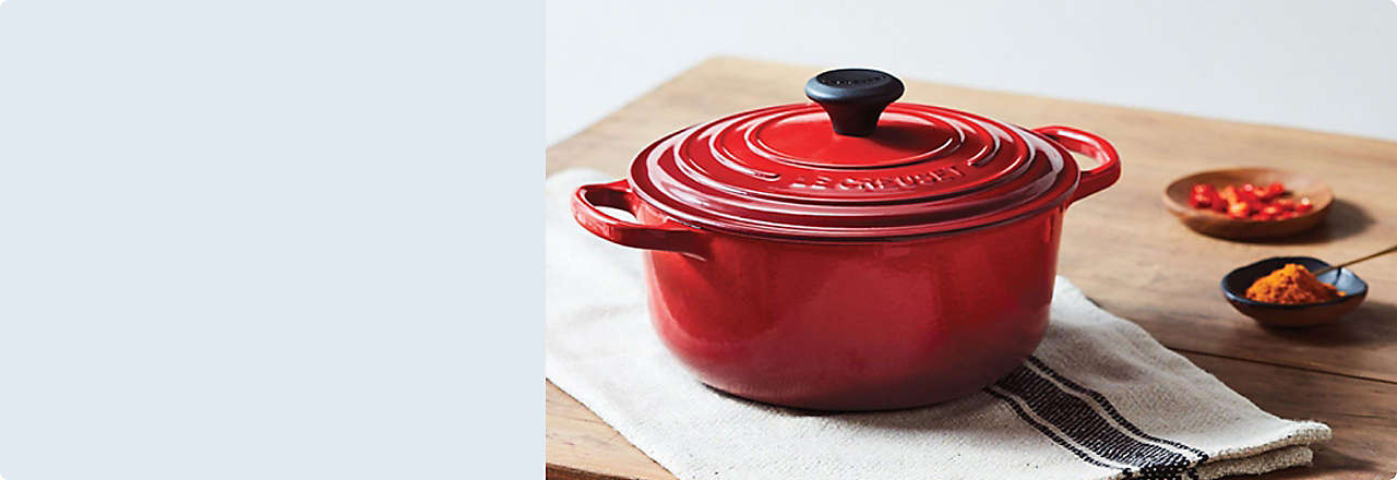 Deliver the Comforts of a Dinner Cooked on Simmer