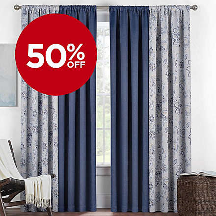 $9.99 Window Curtain Clearance! . Shop Now
