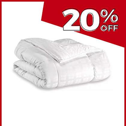 ALL Down & Down Alternative Comforters