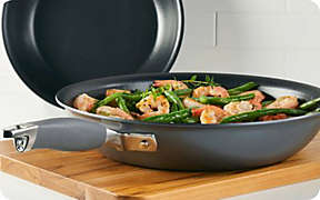20% OFF select Anolon® open stock cookware thru 11/3.. Shop Now