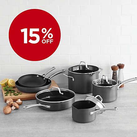 Save on Select Calphalon® Cookware Sets. Shop Now