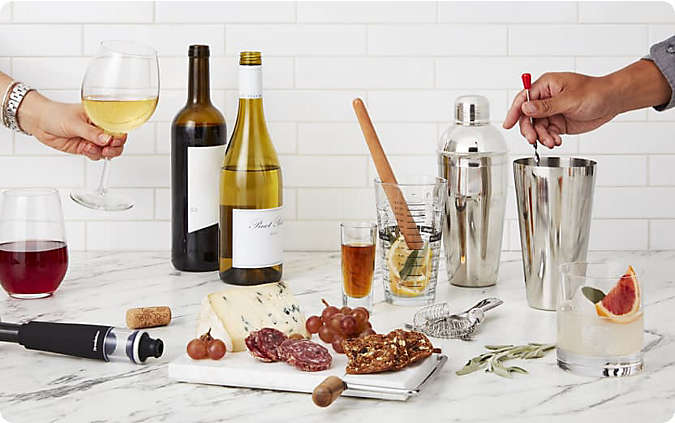 Beer, Wine & Cocktail Gifts