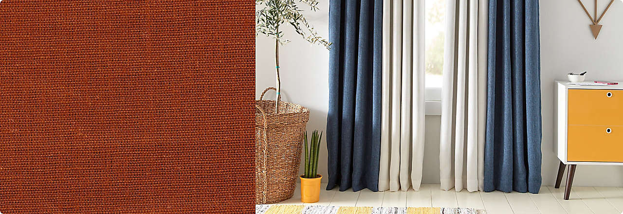 Entire Stock! 20% OFF All Window Curtains!
