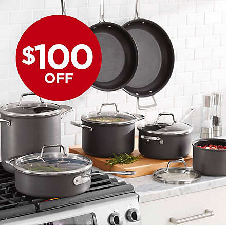 Big Savings on All-Clad B1 Cookware Sets. Shop Now