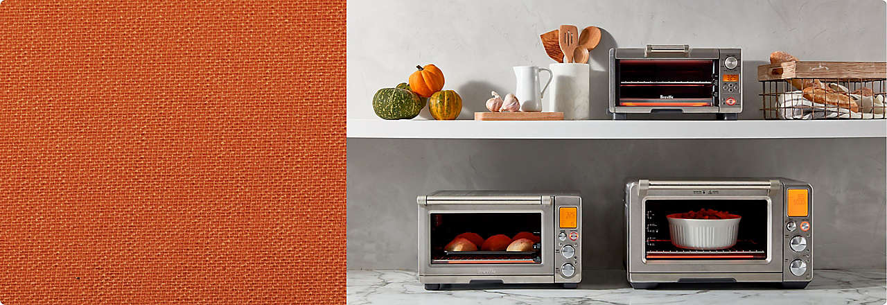 Entire Stock! 20% OFF All Breville® Toaster Ovens