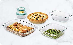20% OFF select OXO Good Grips Bakeware and Food Storage thru 12/8.. Shop Now