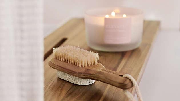 Ahhh-mazing ways to transform your bath into a serene, spa-like oasis.