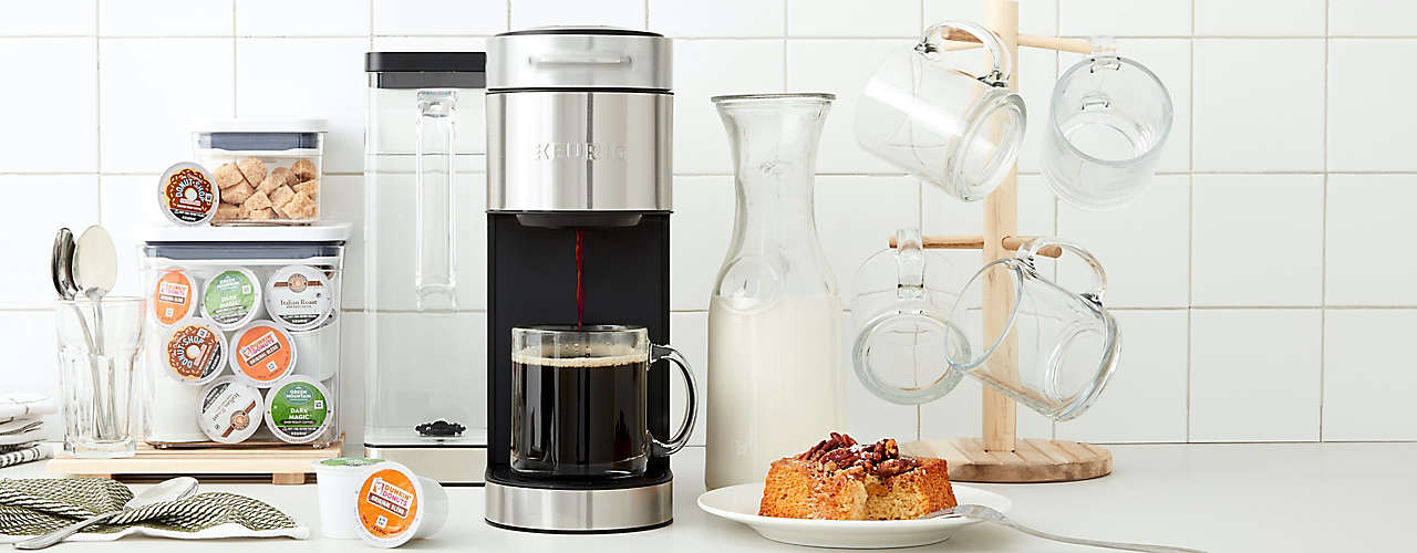 Keurig® Everything you need for the perfect cup at home.