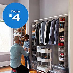 cut closet clutter