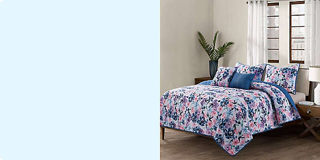 50% OFF Select 5-Piece Bedding Sets, Now $79.99!