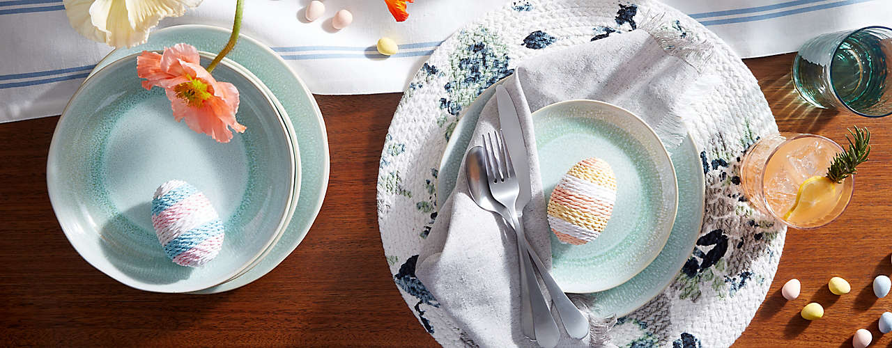 shop Easter dining