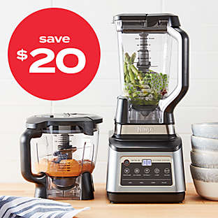 $20 off Ninja® kitchen system