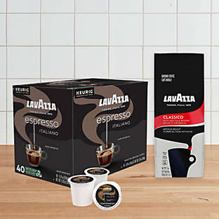 20% off select LavAzza® co!ee