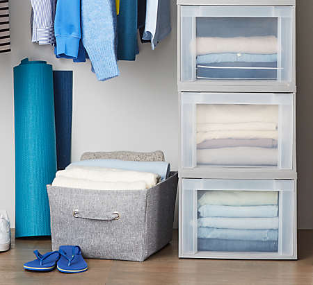 maximize space with boxes and bins