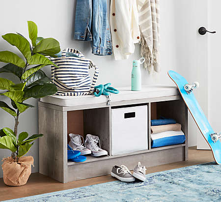 style underused areas with cube storage