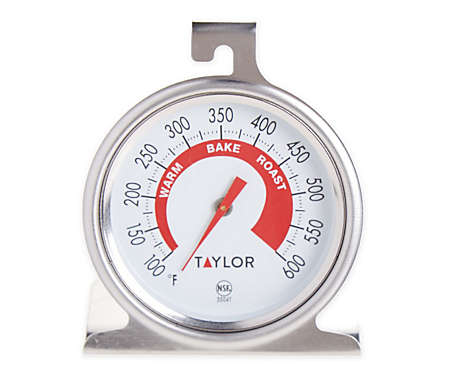oven-proof thermometers