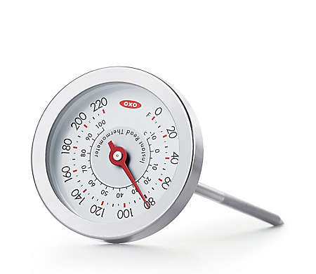digital & instant-read thermometers