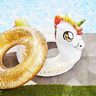 save up to 25% on select pool toys & floats