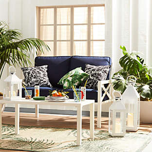 save up to 15% on select outdoor furniture