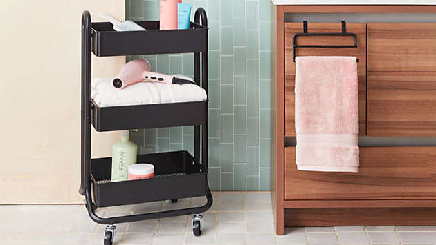 Introducing Squared Away room storage solutions