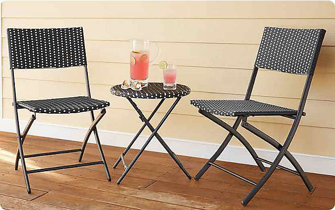 25% off select outdoor furniture