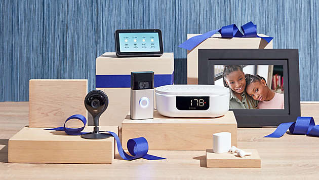Play music, watch shows, and more—all from your smart device.