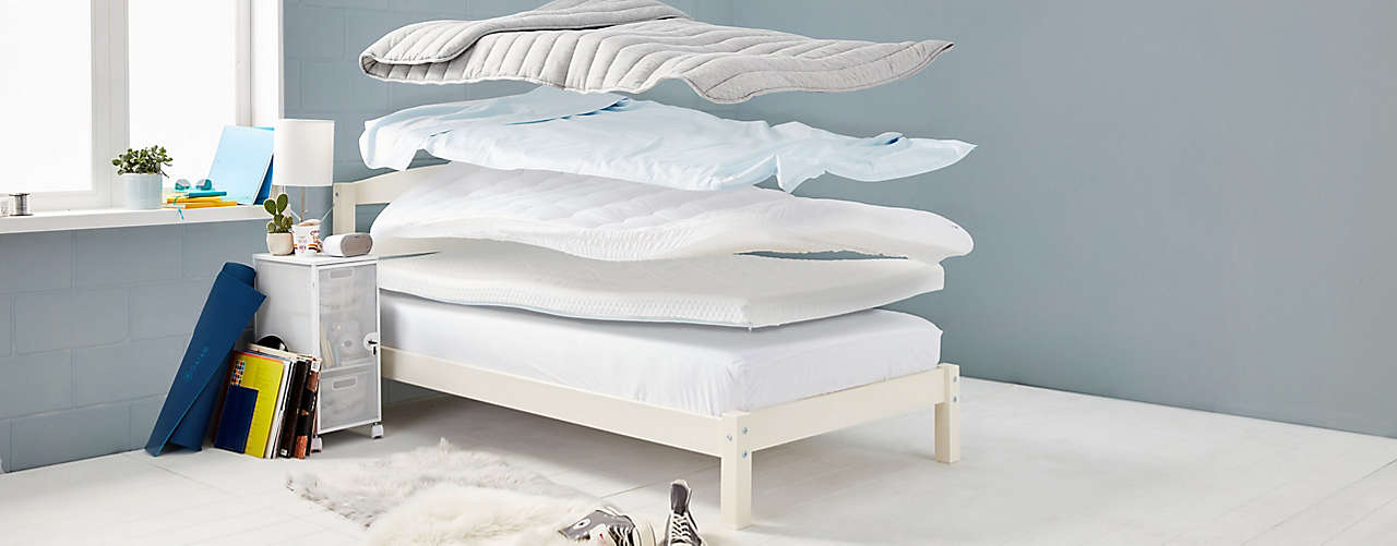 build your perfect bed