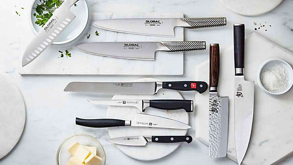 knives & cutlery