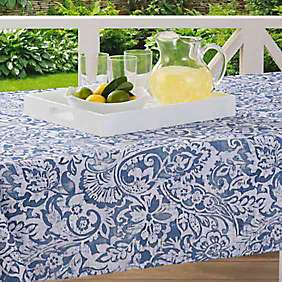 outdoor table linens