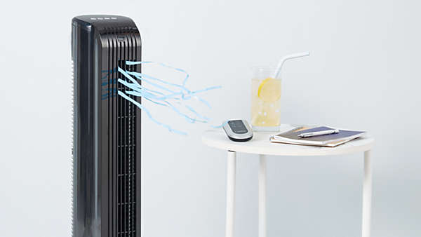 Fans and more to keep cool indoors.