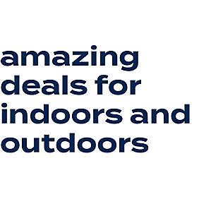 amazing deals indoor and outdoor