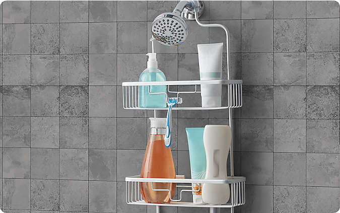 shower & bath caddies