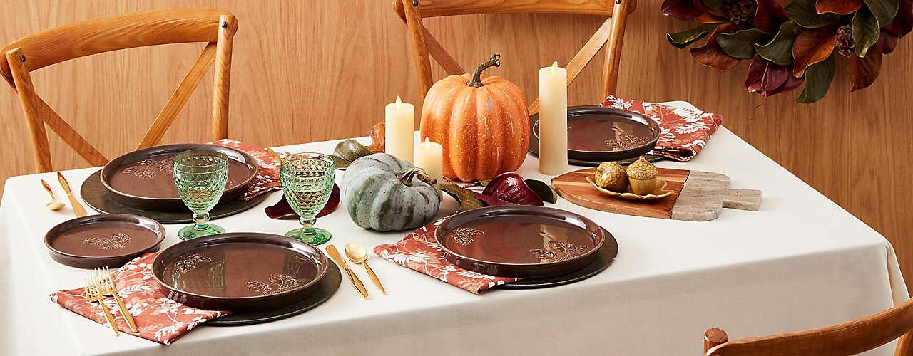 explore the thanksgiving shop