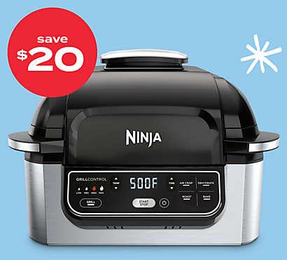 $20 off Ninja® appliances
